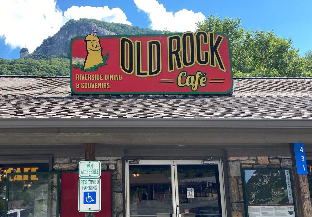 Old Rock Café Reopens